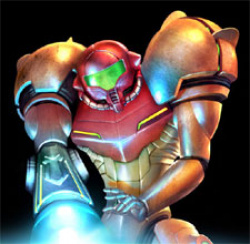 Never fear - Samus is here!