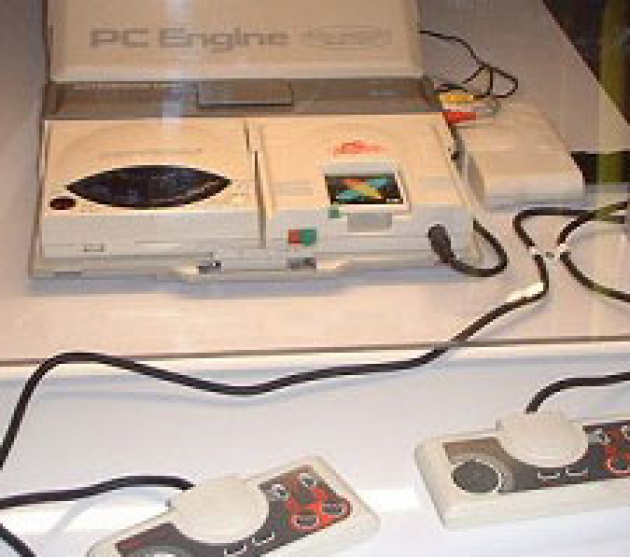 The Japanese PC Engine and CD-ROM2