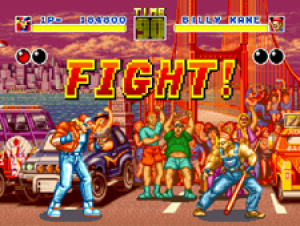 The legendary Fatal Fury!