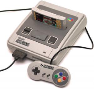 The legendary Super Nintendo