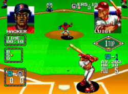 To quote the game's announcer, B-B-B-B-Baseball Staaars Twooo!