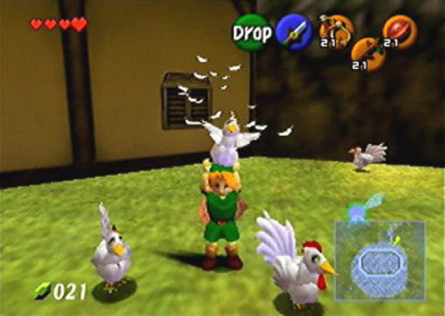 Ocarina of Time (N64)