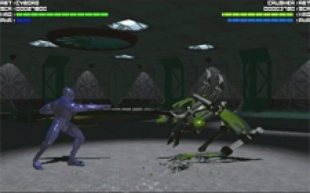 Rise of the Robots - Shambolic mess!