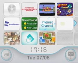 Wii firmware update
