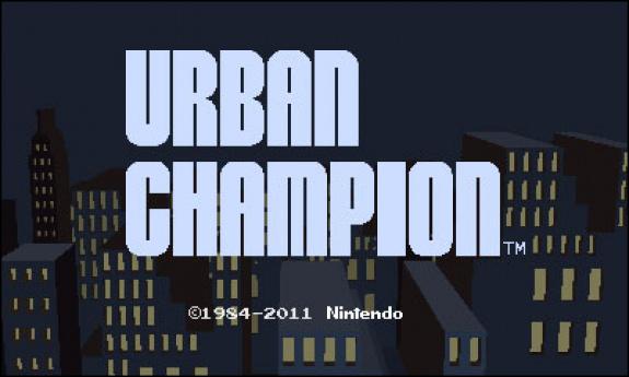 3D Classics: Urban Champion