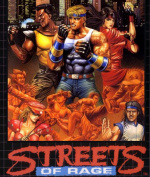3D Streets of Rage Cover (Click to enlarge)