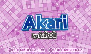 Akari by Nikoli