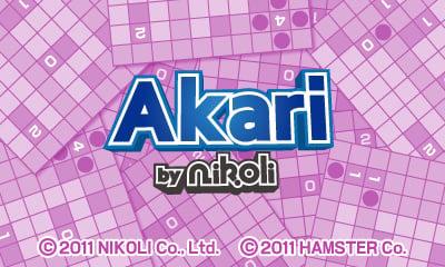Akari by Nikoli Cover Artwork