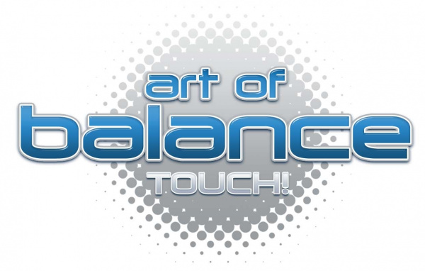Art of Balance TOUCH! Cover Artwork