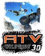 ATV Wild Ride 3D Cover (Click to enlarge)
