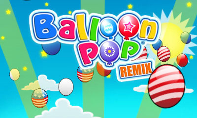 Balloon Pop Remix Cover Artwork