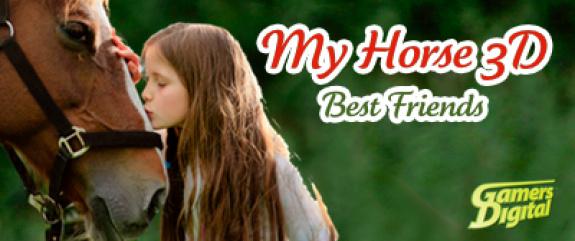 Best Friends - My Horse 3D Review (3DS EShop)