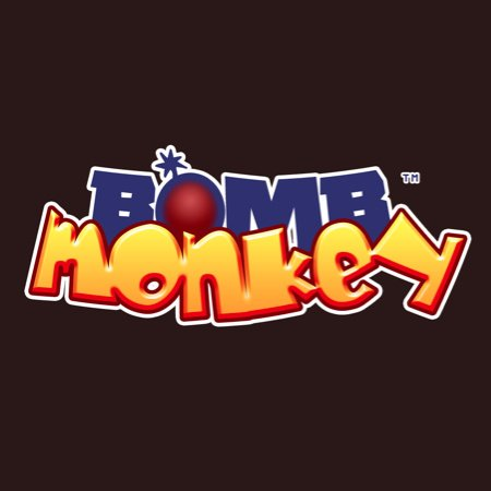 Bomb Monkey Cover Artwork