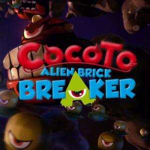 Cocoto Alien Brick Breaker