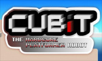 Cubit The Hardcore Platformer Robot Cover (Click to enlarge)
