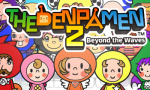 The Denpa Men 2: Beyond The Waves Cover (Click to enlarge)