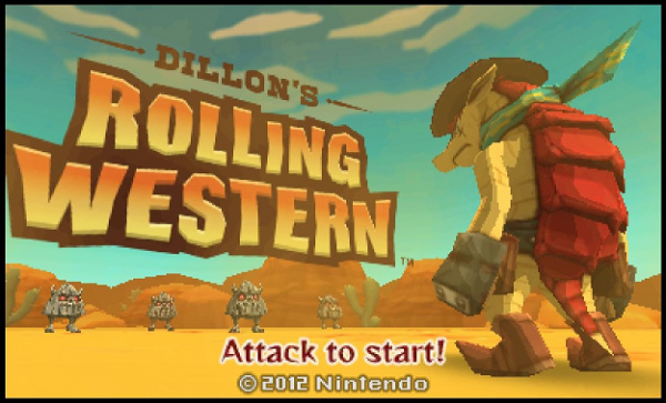 Dillon's Rolling Western Cover Artwork