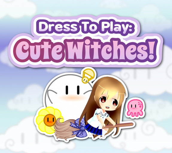 Dress To Play: Cute Witches!
