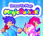 Dress To Play: Magic Bubbles! Cover (Click to enlarge)
