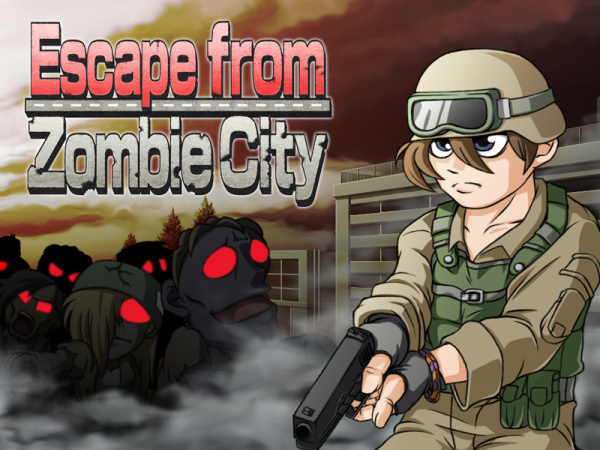 Escape From Zombie City Review - 3DS eShop | Nintendo Life