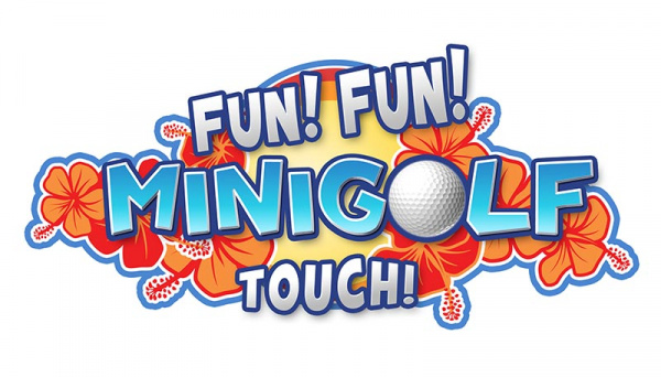 Fun! Fun! Minigolf TOUCH! Cover Artwork