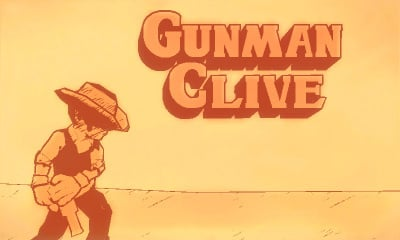 Gunman Clive Cover Artwork