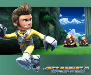 Jett Rocket II - The Wrath of Taikai