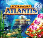 Jewel Master Atlantis 3D Cover (Click to enlarge)
