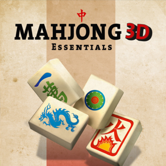 Mahjong 3D - Essentials