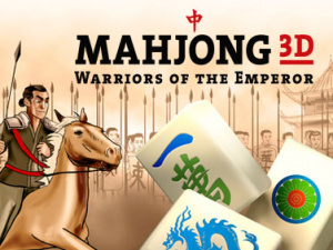 Mahjong 3D - Warriors of the Emperor