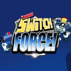 Mighty Switch Force! Cover Artwork