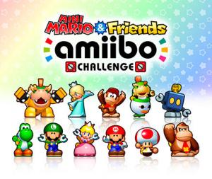 Mini Mario & Friends: amiibo Challenge
