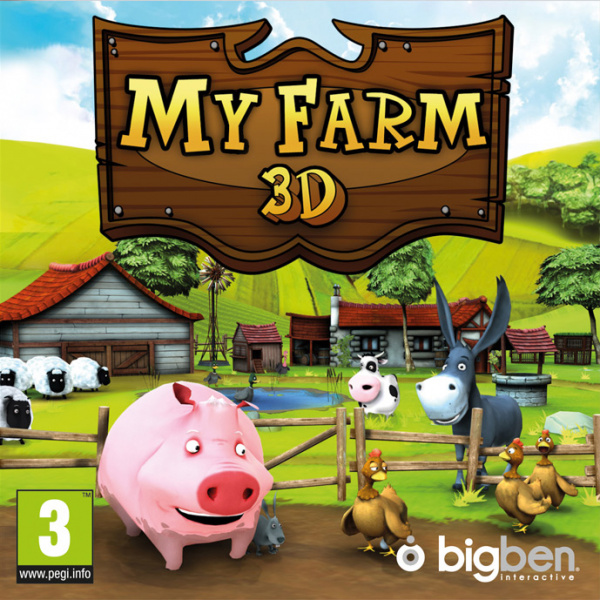 My Farm 3D Cover (Click to enlarge)