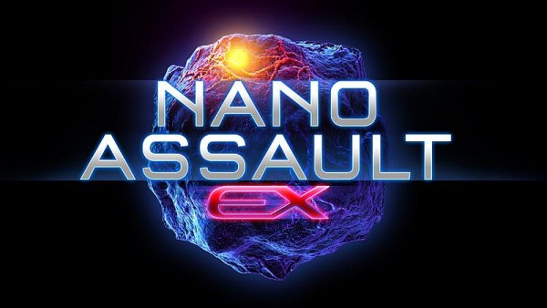 Nano Assault EX Cover Artwork