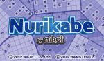 Nurikabe by Nikoli Cover (Click to enlarge)