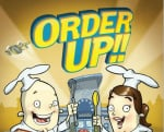 Order Up!! Cover (Click to enlarge)