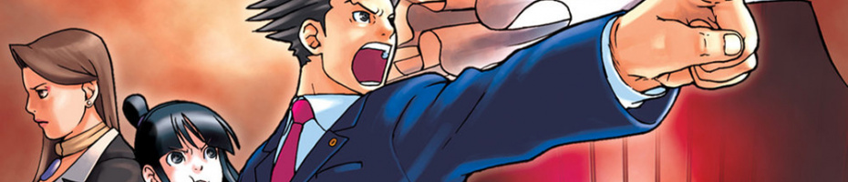 Phoenix Wright: Ace Attorney Trilogy — Winter