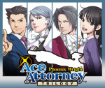 Phoenix Wright: Ace Attorney Trilogy Cover (Click to enlarge)