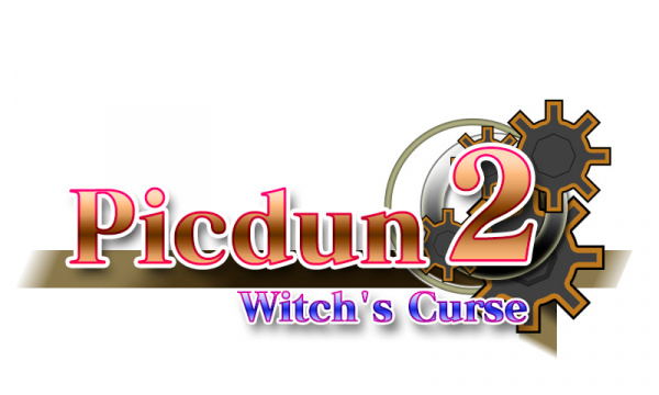 Picdun 2: Witch's Curse Cover Artwork