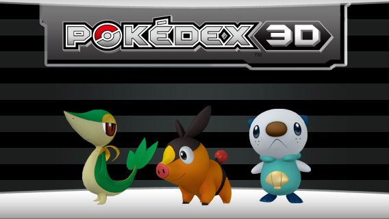 Pokédex 3D Cover Artwork