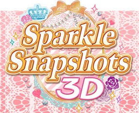 Sparkle Snapshots 3D Cover Artwork