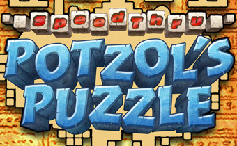 SpeedThru: Potzol's Puzzle Cover Artwork