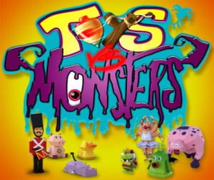 Toys vs. Monsters