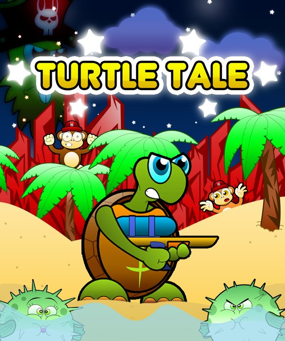 Turtle Tale Cover Artwork