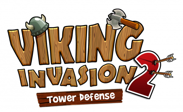 Viking Invasion 2 - Tower Defense Cover Artwork