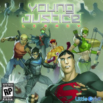 Young Justice: Legacy Cover (Click to enlarge)