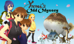 Yumi's Odd Odyssey Cover (Click to enlarge)