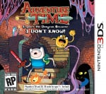 Adventure Time: Explore the Dungeon Because I DON'T KNOW! Cover (Click to enlarge)
