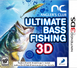 Angler's Club: Ultimate Bass Fishing 3D Cover (Click to enlarge)