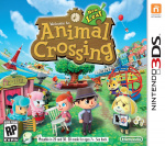 Animal Crossing: New Leaf Cover (Click to enlarge)
